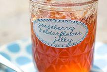Sylt,marmelad&söta såser
