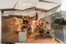 Shop design - Cyprus / Modern shop accesories