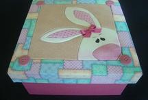 caixas / by tereza juliano