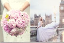 Wedding colour mood boards. / Colour palettes for your wedding.