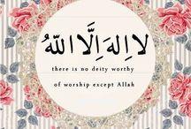 Kaligrfri Islami / Tulisan Arab