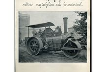 Hungarian Steam - Road Roller