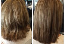 EXPRESS BLOWOUT WITH KERATIN COMPLEX BY @sanitystylist