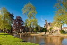 Cotswolds / The picturesque Cotswolds