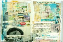 Art Journalling/Mixed Media/Altered / by Amy Daigle