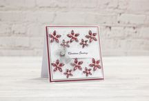 Holiday Stamps By Chloe / See the beautiful Holiday projects you can create using Stamps By Chloe from Crafter's Companion.