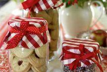 jedlé darčeky