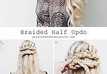 prom- hair