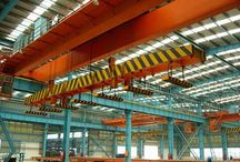 High quality magnetic overhead crane for sale