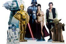 Boy-party: Star Wars