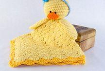 Crafts - Crochet / by Lola Granola
