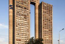 Belgrad - modernistycznie brutalistyczny