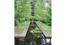 Bryan's Ground gardens, Herefordshire