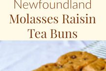 molasses buns