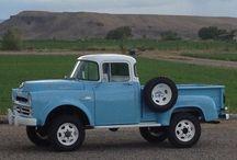 Dodge 1950's