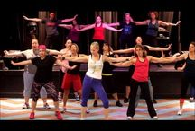 Zumba /Dance Fitness / by Stacey Diaz