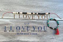 Bijus in Morse Code