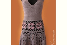 Crochet clothing / by Jessica Simons