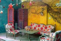 Mexican Outdoor Decor for Mada