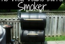 Smoke machine project