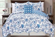 Bedspread Quilts / Beautiful Bed Spread Quilts for all bedrooms and bed sizes.