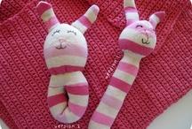 Sock animals :)