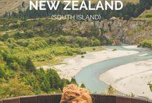 New Zealand - Corners of the World