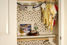 Stenciled Closets / by StencilSearch