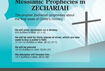 Bible: Messianic Prophecies / by Terri Miller