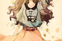 Cartoon - Anime