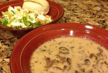 Soups, Stews & Chili / by Jen Humphrey Srinivasan