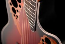 Acoustic Guitars We Love / A selection of acoustic guitars we love...♥