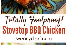 Chicken Recipes for Dinner / You're sure to enjoy these favorite chicken recipes at your house!