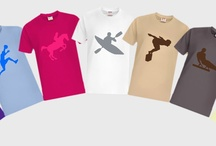 Sports / T-shirts for sports fans, from the sofa to the running track.