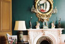 Dorothy Draper Interiors / An interior design legend!