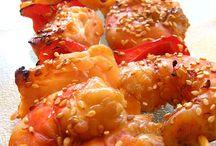 cuisine plancha grillades