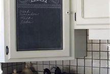 Kitchen Ideas / DIY