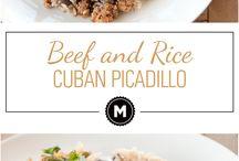 CUBAN FOOD / by Karen Derbes