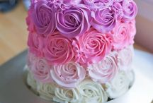 Ombre Cakes / by Kelly Nishimoto