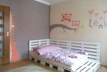 Mia and Salo's room