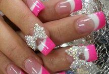 Amazing Fucking Nails Bitches!!! (;