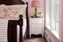 Pink interiør