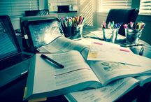 Study/work inspirations