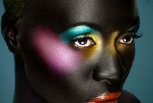 couleur visage