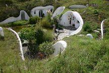 Hobbit Häuser