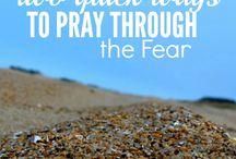 Faith, Prayer, Strength