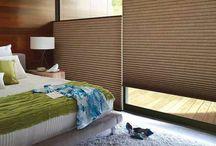 Hunter Douglas / Hunter Douglas window treatments