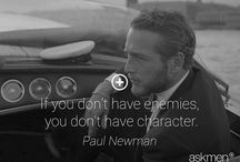 Manly Quotes / by AskMen