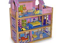 Idées Cadeau pour une princesse / Retrouvez une sélection de jeu en bois pour les petites princesses !