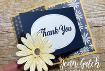 Delightful Daises Stampin' Up!